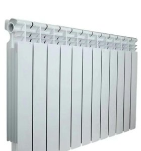 Радиатор биметаллический valfex base bt 6 секций