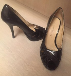 Туфли 35р нат. кожа
