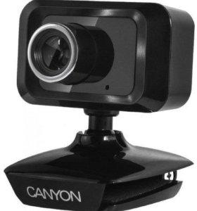 Web-камера canyon CNE-CWC1 1,3Mpix новая