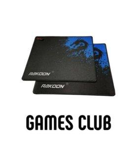 Игровой коврик RAKOON Pro 25х29 см.
