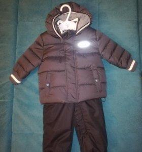 Новый Зимний комплект для мальчика