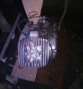Двигатель от верховины 6