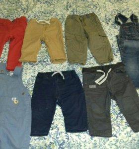 Брючки, джинсы, комбинезоны на мальчика