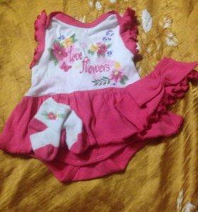 Комплект детской одежды (3 месяца),