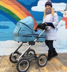 Слинго-Куртка зимняя для беременных и родивших