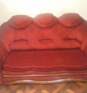 Диван кровать и кресла кровать