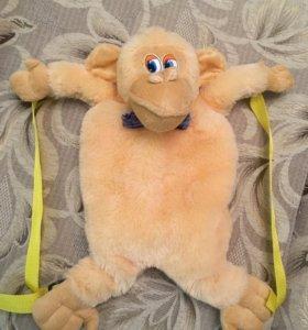 Рюкзак-игрушка Обезьянка