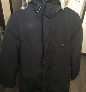Мужская куртка новая 48-50 раз