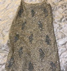 Новое вечернее платье ZARA