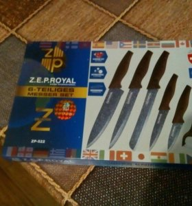 Набор кухонных ножей!