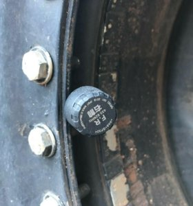 Датчик давления в шинах (внешний)