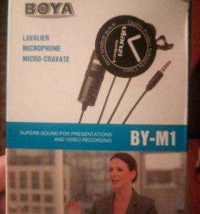 Продаю петличный конденсаторный микрофон.обмен