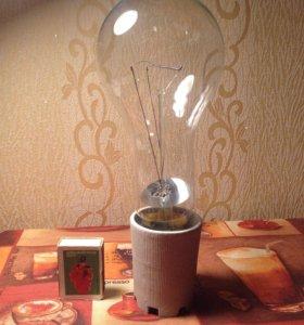 Мощная лампочка 500 Ватт