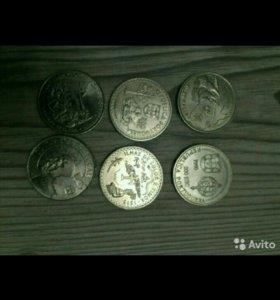 Монеты Португалия