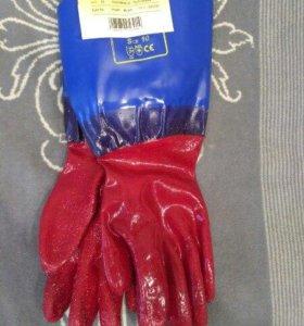 Перчатки-краги (новые)