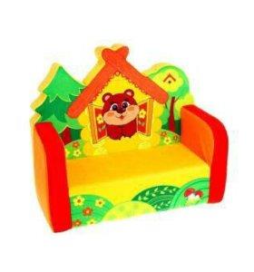 Детский диванчик смолтойс