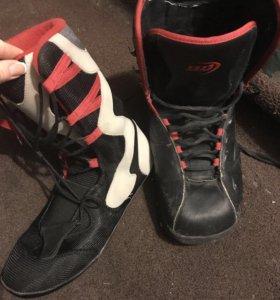 Ботинки для сноуборда BD