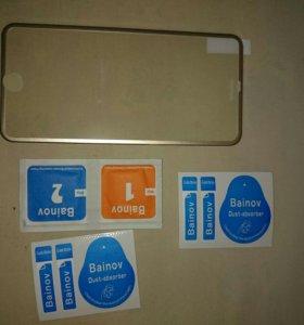 Защитные стёкла для айфон 6 плюс
