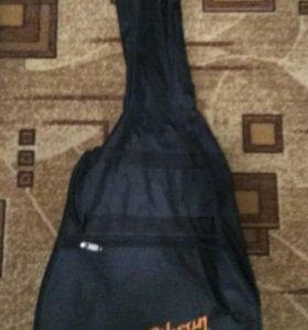 Чехол на акустическую гитару