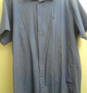 Рубашка polo ralph lauren тенниска летняя кор. Рук