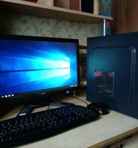 Игровой компьютер (Core i5 / HD7790 / 6Gb)
