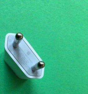 Блок адаптер питания iPhone оригинал