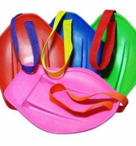 Ледянки детские СО-3 с петлей для руки