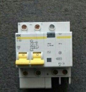 Дифференциальные выключатели АД-12