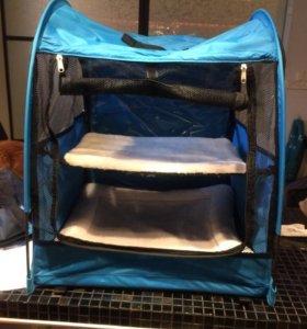 Выставочная палатка для кошек