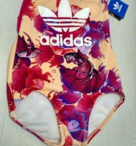 Детский купальник на девочку Adidas