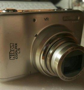 Фотоаппарат Coolpix l5