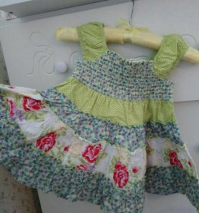 Платье на девочку Laura Ashley на 2 года