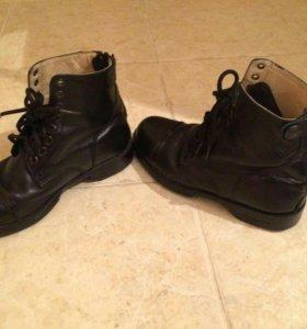 Конные ботинки