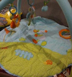 Развивающий коврик Devik Baby