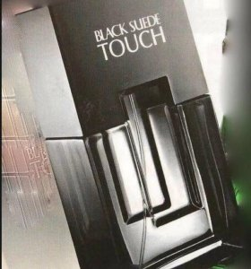 Avon Black Suede Touch для него