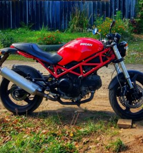 Ducati Monster 400 IE