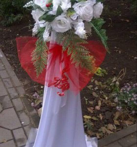 Свадебные столбы