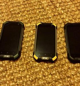 Смартфон Blackview BV6000s, 3 цвета