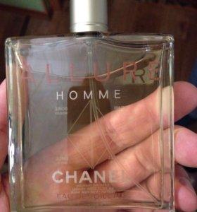 Chanel allure homme туалетная вода спрей
