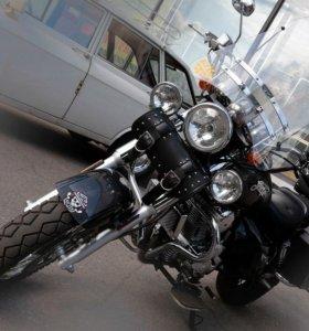 Продается мотоцикл Irbis Garpia 250cc