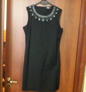 Платье 46 р-р.
