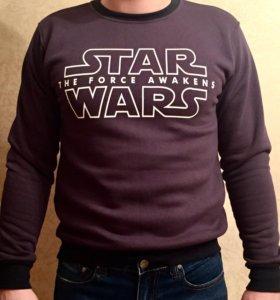 Новый свитшот Star Wars. Утеплённый и мягкий