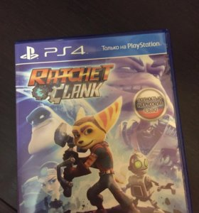 Ratchet and clank. Игра для ps4