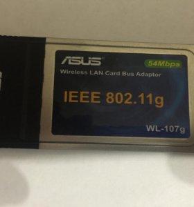 Wifi адаптер asus WL-107G