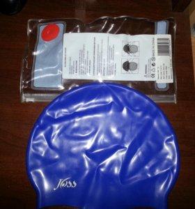Шапочка для плаванья детская - joss