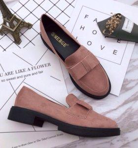 Туфли новые женские