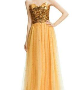 Вечернее платье (на выпускной, торжество) новое
