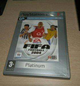 Fifa 2004 PlayStation 2 лицензия