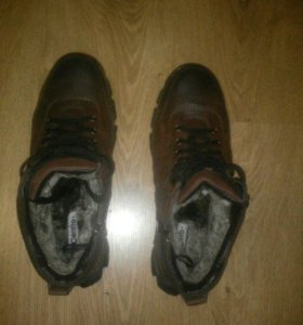 Зимняя обувь (ботинки)