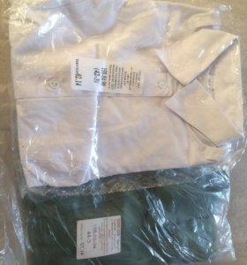 Рубашки-100 руб, кашне-70руб, пилотки, кепки...